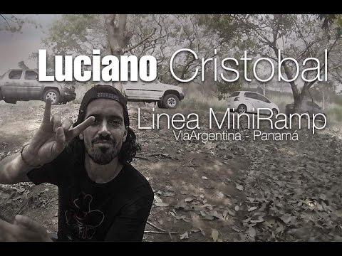 Luciano Cristobal - Linea Mini Ramp