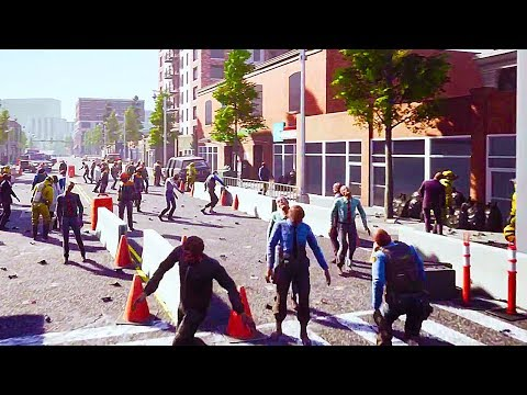 DEAD MATTER Official Trailer (New Open World Zombie Game) 2017