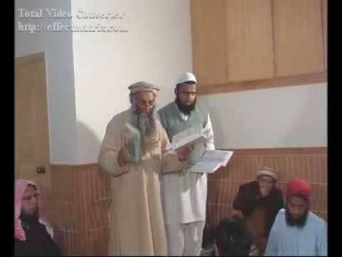 Munazra 36   36 (last Part) Mufti Hanif Qureshi (suni) With Talib Ur Rahman (wahabi) video