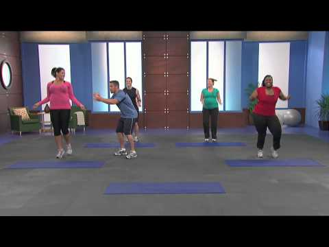 Extreme Makeover: Weight Loss Edition -- The Workout