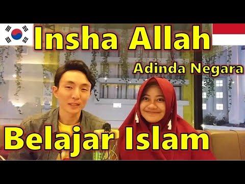 AKHIRNYA BELAJAR ISLAM BERSAMA ADINDA NEGARA