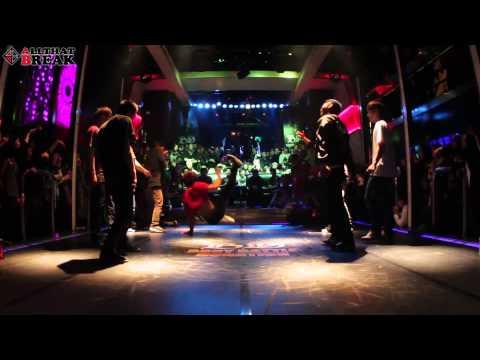 Jinjo Crew vs Gamblerz Crew  QF_4  Bboy Battle Donation  Allthatbreak...