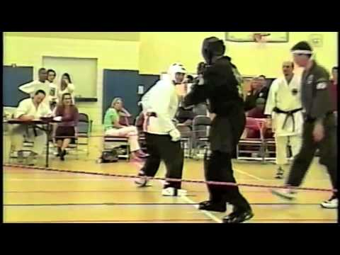 Wing Chun Kung Fu Sparring and Warmup Image 1