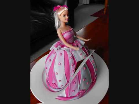 Doll Cakes Images Cake Barbie Doll Cakes