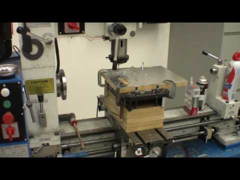 HQ800 Harbor Freight 3in1 Mill Lathe CNC Mach 3 Conversion