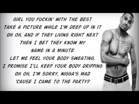Trey Songz ft.Nicki Minaj - Touchin, Lovin (Lyrics) [HD/HQ] by TekinBeatz