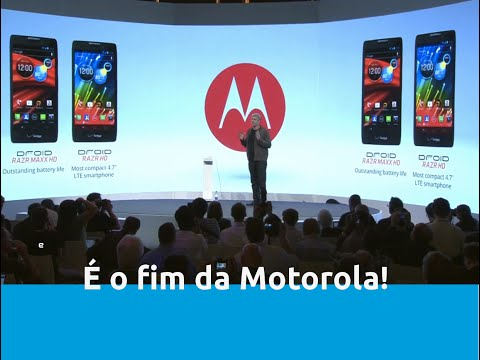 Lenovo vai aposentar a marca Motorola