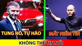 """Từ VINFAST Đến BPHONE: Vì Sao Có """"Sự Đối Xử"""" Trái Ngược Dù Cùng Là Sản Phẩm Công Nghệ Việt Nam ?"""