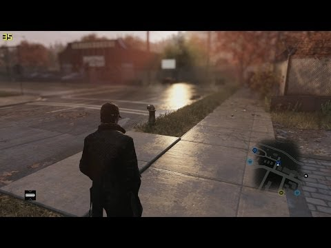 WATCH DOGS : Probando el Mod TheWorse 1.0 E3 2012 ¡Ultra Gráficos al palo! [PC]