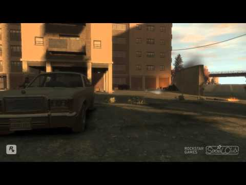 GTA 4 Carmageddon - 2!