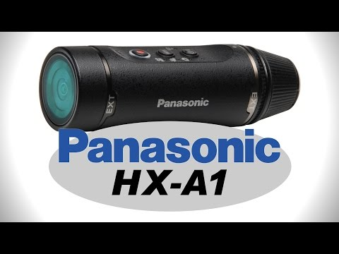 Panasonic HX-A1 Action Camera - First Look by Cameta Camera