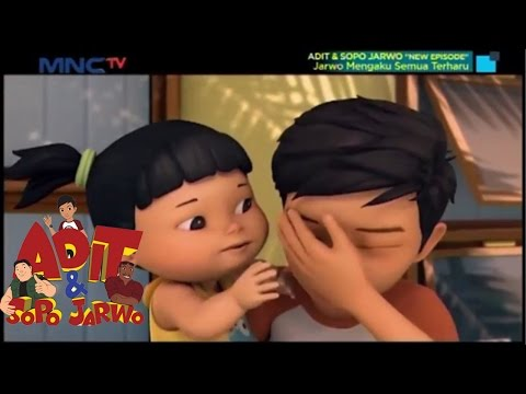 Adel Rindu Jarwo Sendu ✯ADIT & SOPO JARWO TERBARU 2017✯ Kartun Movie HD
