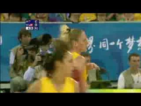 BASKETBALL WOMEN (AUS VS. USA) - FINAL