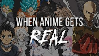 REAL Anime Discussions {HxH, Tokyo Ghoul, Rezero}