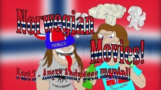 Norwegian Movies - Part 2 (Doctor Dee n Me Talk about movies & TV Part 16)