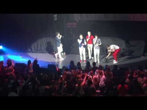 One Direction's Full Performance Chicago February 2012