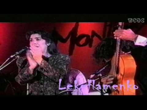 Festival de Jazz Montreaux Camaron y Tomatito, El Pele, Moraito, Lole y Manuel, Manolo Sanlucar, Cha