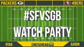 Packers Watch Party with Ryan Grant: 49ers vs Packers