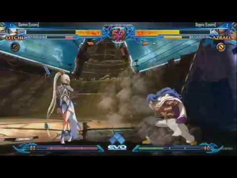 Evo 2014 Grand Finals: Blazblue | Garireo Vs Dogura video