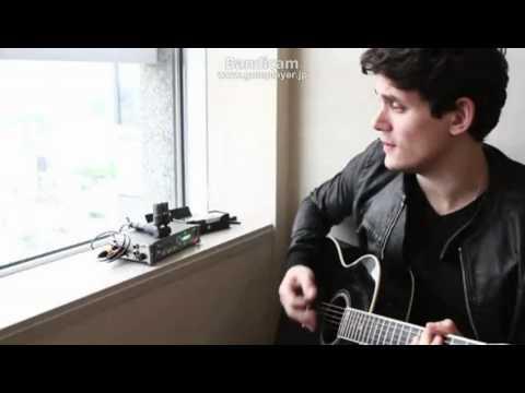 John Mayer  Half of My Heart Tokyo Acoustic Version