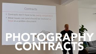 Photography Contracts - Everything You Need To Know