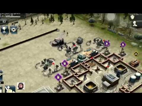 Call of Duty heroes command center level 4 base