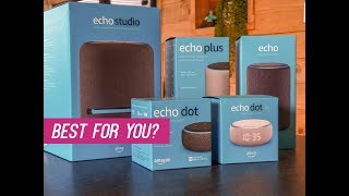 Which Amazon Speaker is BEST for You?