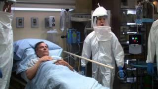 The Big Bang Theory - Sheldon has to use hospital bathroom