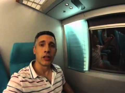 High speed train Shanghai Airport 300km/h