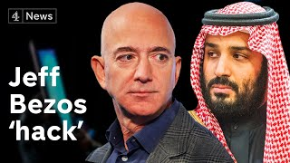 Saudi Crown Prince denies hacking Jeff Bezos phone