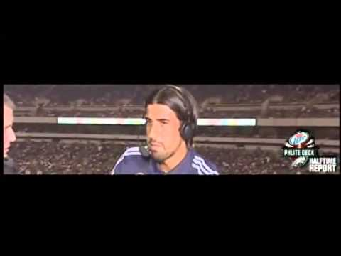 Sami Khedira Speaking English