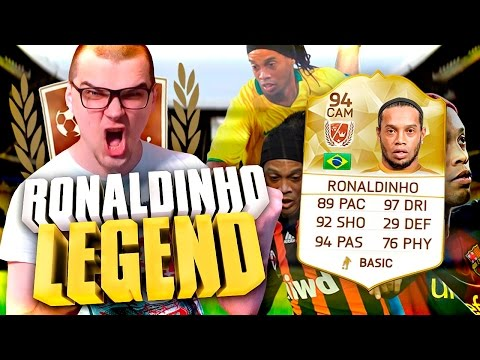 FIFA 16 RONALDINHO LEGEND