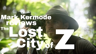 Download The Lost City Of Z reviewed by Mark Kermode 3Gp Mp4