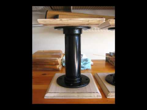 Diy Speaker Stands For Audioengine A5 Speakers Youtube