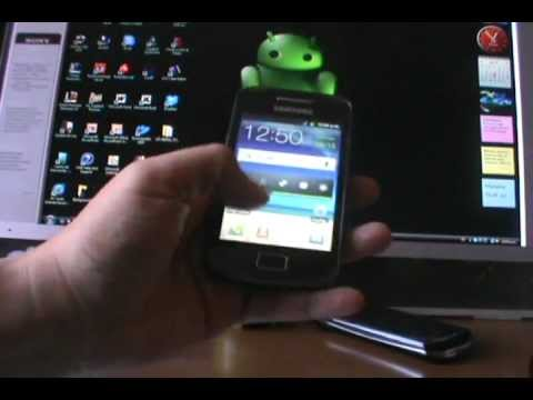 Como encender las luces de los botones Capacitivos - Galaxy Ace S5830/B/L (EspañolMX)