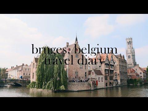Bruges, Belgium Travel Diary