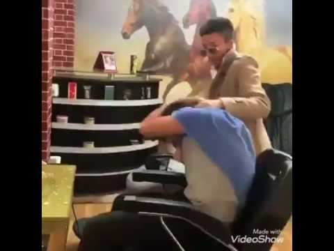 Where can i find one barber Like this 2017