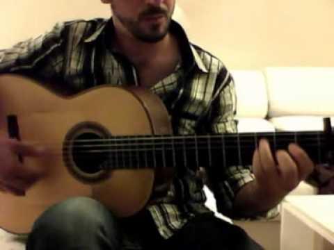 Gloria al Niño Ricardo (Soleá) - Paco de Lucía