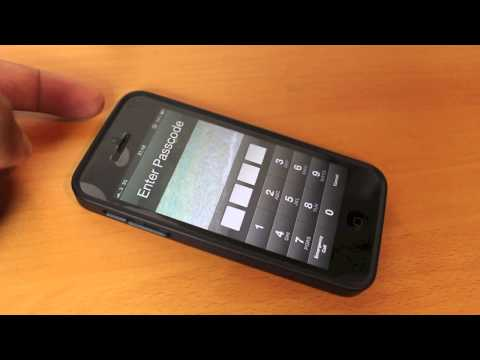 Forgot iPhone 5 password / bypass security / Easy to follow / Access Phone App