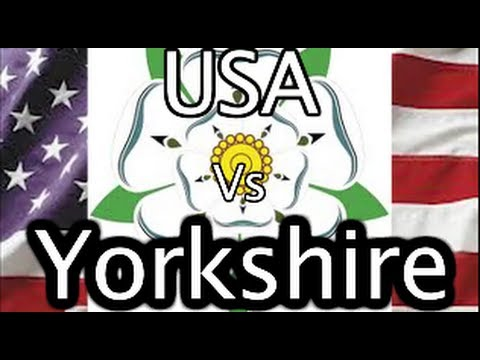 Teaching Americans The Yorkshire Accent | Alybongo