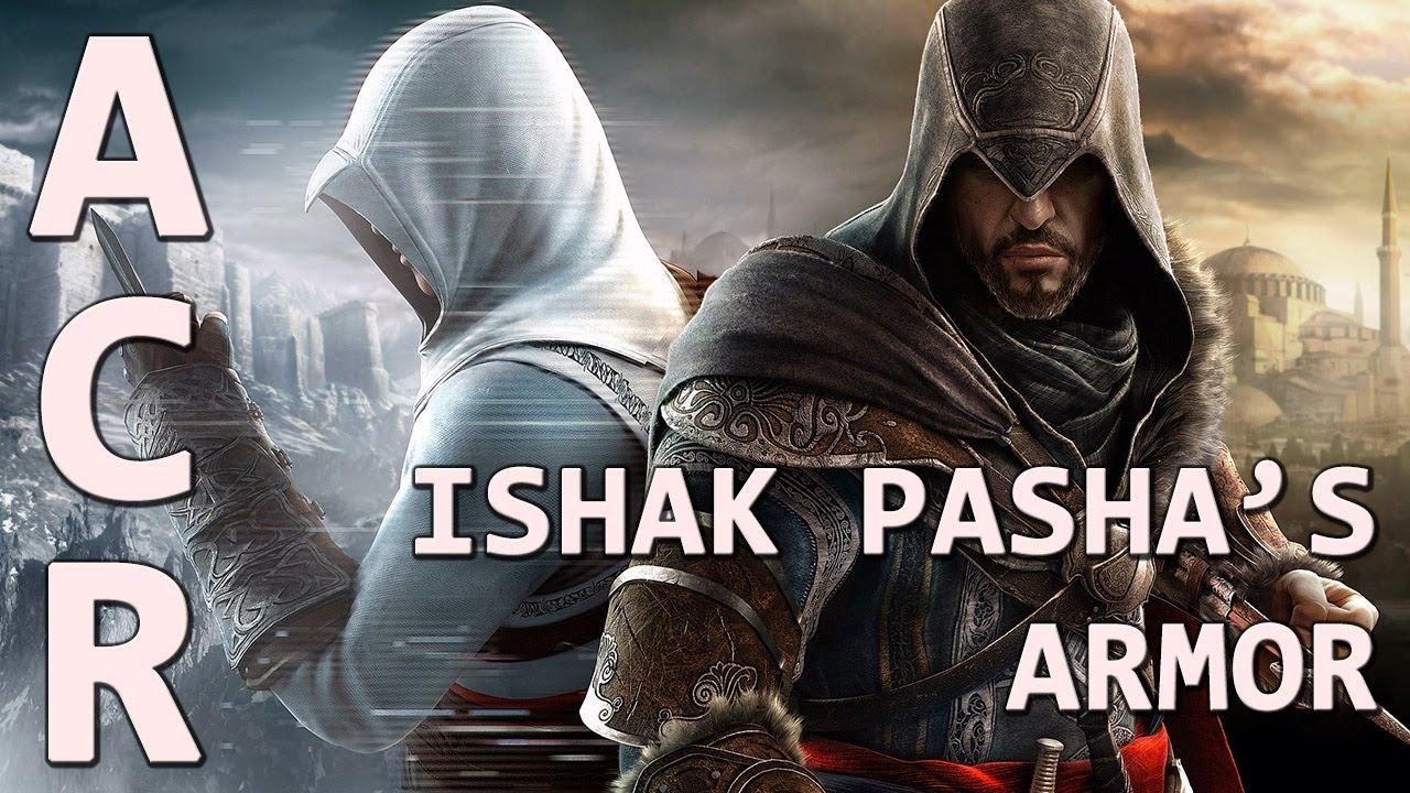 Armor of ishak pasha