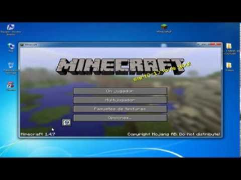 Descargar Minecraft 1.4.7 Gratis [PC]  !!!