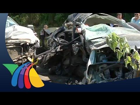 Fatal accidente en Plan del Rio | Noticias de Veracruz