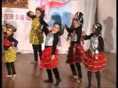GHUNGROO DANCE INSTITUTE ( 2011  ) - BANNO HOSHIYAR.
