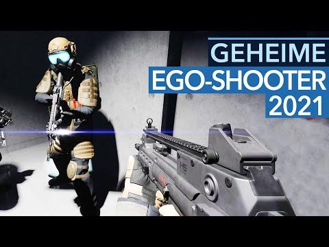 Neue Ego-Shooter, die 2021 noch fast keiner kennt!