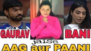 BIG BOSS 10   7th DEC 2016 Ep   SS speaks  GAURAV-BANI jaise AAG aur PAANI
