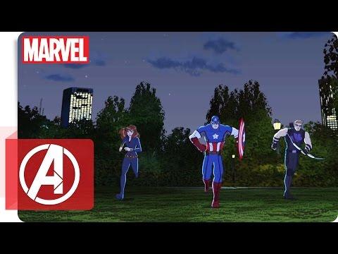 Avengers - Clip: Die Schlacht gegen Mangog | Marvel HQ Deutschland