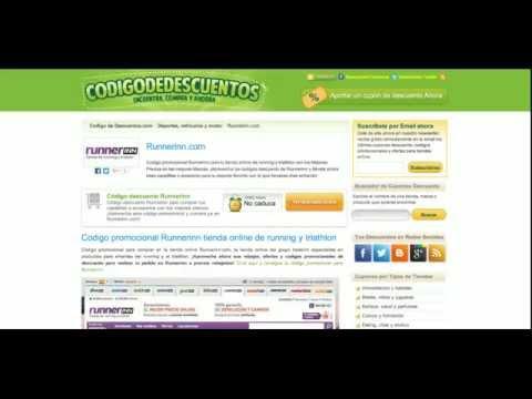 Codigo Promocional RunnerInn - CodigodeDescuentos.com