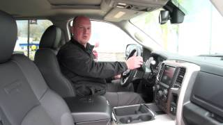 Langley Chrysler Dodge Jeep Ram - Inside The 2016 Ram 1500 Laramie