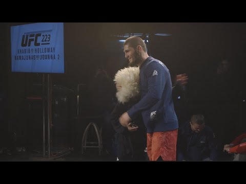 UFC 223: Open Workout Recap